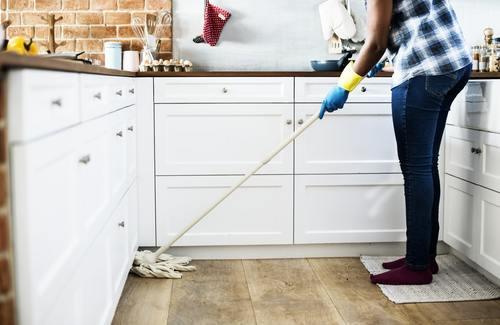 Dienst schoonmaken
